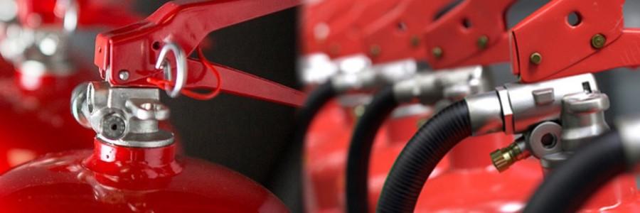 Equipamentos e Serviços contra incêndio